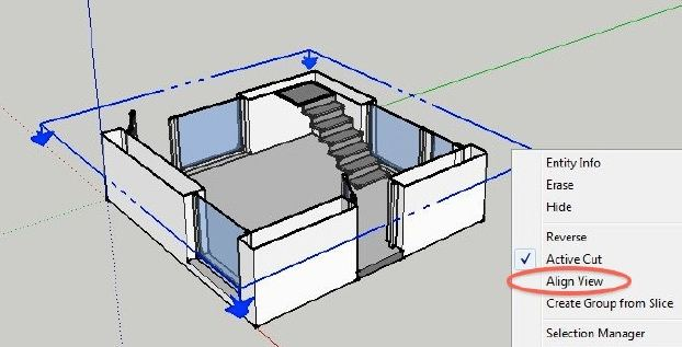 Creating A Plan Of Your Sketchup Model In Layout Sketchup Blog